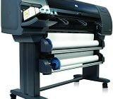 HP DesignJet 4500 Printer
