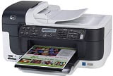 HP OfficeJet J6450 Printer