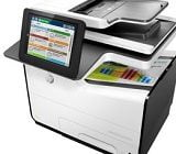 HP PageWide Managed Color Flow E58650z Printer