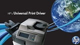 HP Universal Print Driver for Windows Postscript