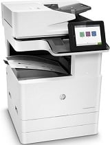 HP Color LaserJet E87640z Printer