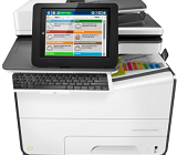 HP PageWide Managed Color E58650dn Printer