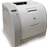HP LaserJet 3550 Printer