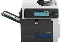 HP Color LaserJet Enterprise CM4540 Printer