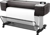 HP DesignJet T1708