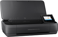 HP OfficeJet 252C Mobile Printer