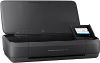 HP OfficeJet 252C Mobile Printer