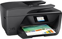 HP OfficeJet Pro 6966 Printer