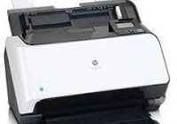 HP Scanjet Enterprise 9000 Scanner