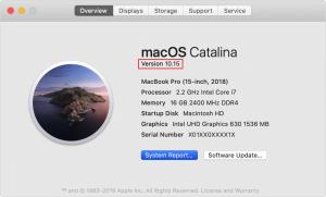 Mac os x update 10.9